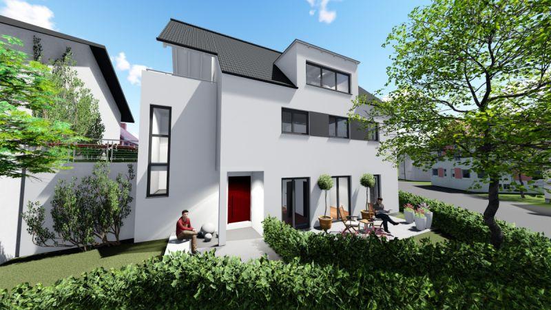 Dreifamilienhaus in Sindelfingen